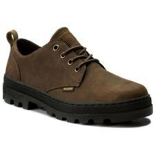 Original Palladium Pallabosse Low Men's Shoes - Brown/Black 05524-229-M