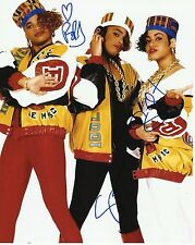 SALT-N-PEPA signed 8x10 PHOTO COA AUTO AUTOGRAPH SPINDARELLA PUSH IT RAP HIP HOP
