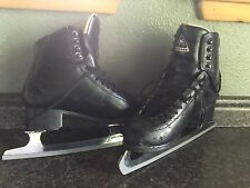 figure skates, ice skates, boys size 7 1/2, Jackson Mystique, Jackson Ultima