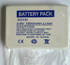 Bp 3.6v 1500mah Li-ion batería Nokia 3310 3330 3410 3510 5510 6810 made in Japan