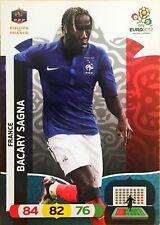 80 Bacary Sagna - UEFA EURO 2012 ADRENALYN XL PANINI (10)
