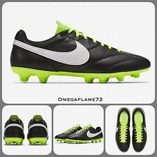 Nike Premier SE FG Football Boots 827140-013 Tiempo Legend UK 8.5 EU 43 US 9.5