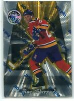 1997-98 Pinnacle Totally Certified Platinum Gold 90 Ray Sheppard 14/69