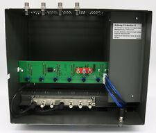 TeleDis TSH 6-12 G Grundeinheit Kopfstation ohne Module DVB-S2 DVB-C HDTV