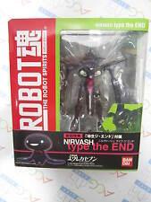 Eureka Seven 7 Side LFO Robot Spirits 021 Nirvash Type the END Figure Bandai