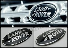 Land Rover D4 2009 Big mayor Discovery 4 Supercargado Rejilla Parrilla Negro Insignia