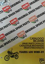 Aprilia Katalog Ersatzteile Tuareg 600 WIND-89