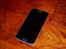Samsung Galaxy S6 SM-G920V 32GB - Black Sapphire (Verizon) Smartphone. Excellent