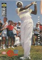 MICHAEL JORDAN Upper Deck Collectors Choice 1994-95 NBA Basketball Card #204