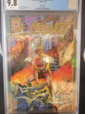 Magnus Robot Fighter #21 CGC 9.8 Gold Edition 1993
