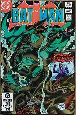 Batman #357 1st Jason Todd Killer Croc Bronze Age Comic Red Hood Suicide Squad
