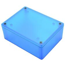 Hammond Blue ABS Enclosure 110 x 82 x 44mm 1591XXSTBU