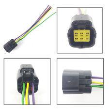 FIAT AIR CONDITIONER RELAY PLUG EXTENSION WIRING HARNESS LOOM 5 PIN CONNECTOR