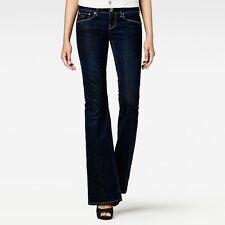 G-Star Raw Jeans '3301 Bootleg Wmn' Size W34 L32 Dark Aged Womens