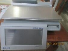 Mettler Toledo Stainless Steel Food/Produce Smart Touch Scales