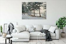 Winter Landscape Oil Painting Luxury Home Decor, Original Professional Painters