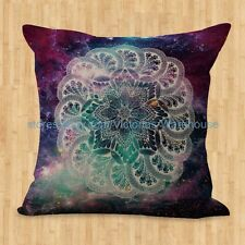 US SELLER- cheap decorating ideas symbol of perfection mandala cushion cover