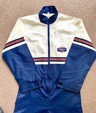More details for original 1986 rothmans racing pit crew mechanic overalls honda porsche