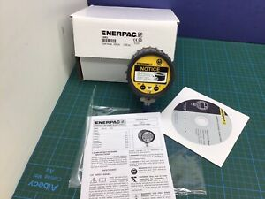 "Enerpac DGR2 Digital Hydraulic Pressure Gauge 0-20,000 psi 1/4"" NPT   New!"