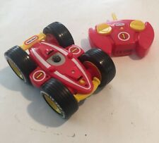 Red &blue Little Tikes Tire Twister Car With Remote Control Toy 0359
