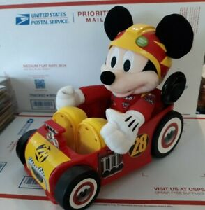 Disney Mickey and the Roadster Racers Racing Adventure Race Car #28 EX+ COND HTF