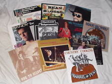 LOT of Country Music LP's Records Bluegrass Western Swing Old Time Modern