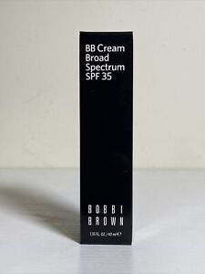 Bobbi Brown BB Cream SPF 35 DEEP - Full Size 1.35 Oz. / 40mL Brand New