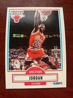 1990-91 Fleer Basketball - You Pick - Complete Your Set