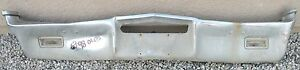X OLDSMOBILE 88 EIGHTY-EIGHT NEW TRIPLE PLATED CHROME FRONT BUMPER 1963 63 OEM