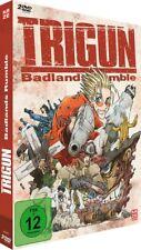 Trigun - The Movie - Badlands Rumble - DVD - NEU