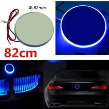 New 12V 82mm Blue Emblem LED Background Light For BMW 3 5 7 X3 X5 X6 Z4 Series