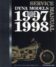 1997 1998 Harley Davidson Dyna Models Service Manual