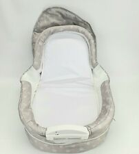 Snuggle Nest Harmony Infant/Baby Portable Bed/Sleeper W/ Light