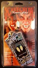 Classic Deluxe Vampire Fangs/Teeth Scarecrow® - Halloween/Theater/Special FX