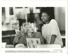 ACTORS WHOOPI GOLDBERG   DREW BARRYMORE BOYS ON THE SIDE MOVIE BW PHOTOS