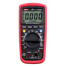 Uni T Ut139c True Rms Digital Multimeter Handheld Lcr Meter Ammeter Multitester