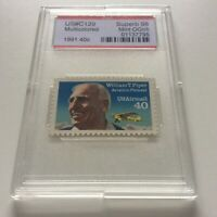 Airmail Stamp C129 1991 40c PSE Graded Superb 98 Mint OG NH Encapsulated