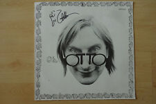 """Otto Waalkes Autogramm signed LP-Cover """"Oh, Otto"""" Vinyl"""