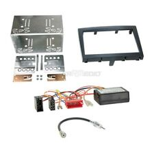 Porsche 911 (997) 04-08 2-Din Car Radio Installation Set Canbus Adapter