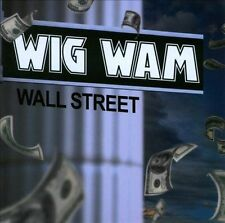 Wig Wam - Wall Street  (Norway) (CD, May-2012, Frontiers Records) NEW SEALED