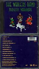 "THE WAILERS BAND ""Majestic Warriors"" (CD) 1991 NEUF"
