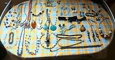 Job lot costume jewellery