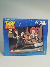 Toy Story 2 Puzzle Woody And Jessie
