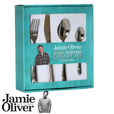 NEW! Jamie Oliver - Everyday cutlery set - 24 piece - 18/0