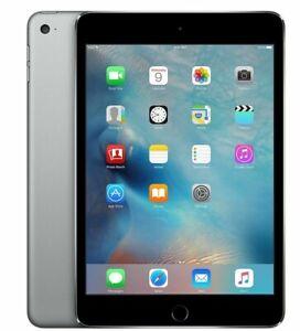 Apple iPad Mini 4 128 GB WiFi+Cellular Grey Grado A++ Come Nuovo Usato