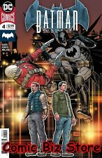 BATMAN SINS OF THE FATHER #4 (OF 6) (2018) 1ST PRINTING DC COMICS UNIVERSE
