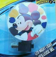 Disney Junior Mickey Mouse and the Roadster Racers LED Night Light
