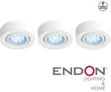 Endon EL-10014 3 light LED Kit White