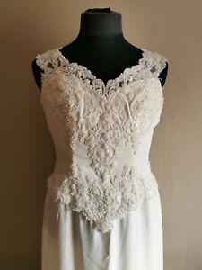 Womens Wedding Dress Size 14
