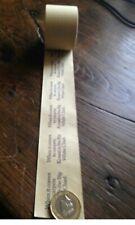 More details for vintage 1977 ticket roll london transport with ads unused kosset.